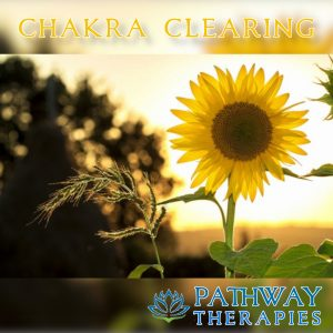 Chakra Clearing - Cover