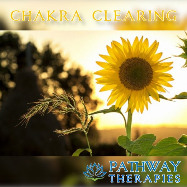 Chakra Clearing – Cover