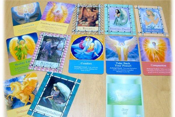 Awakening Angel Card Readings